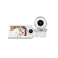 image of Project Nursery® 5-inch Video Baby Monitor System with WiFi