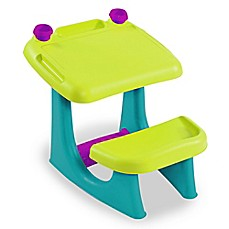 image of Keter® Sit & Draw Kids Art Table in Green/Purple