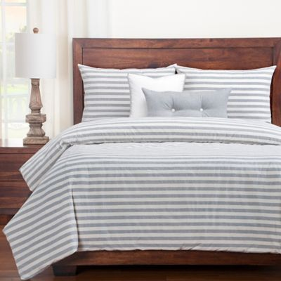 image of SISovers® Farmhouse Duvet Cover Set