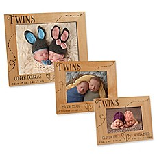 image of Twin Love Picture Frame