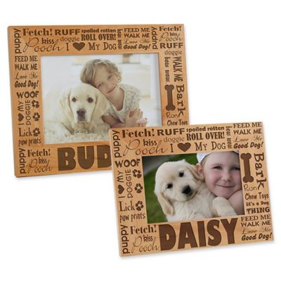 dog frames | Bed Bath & Beyond