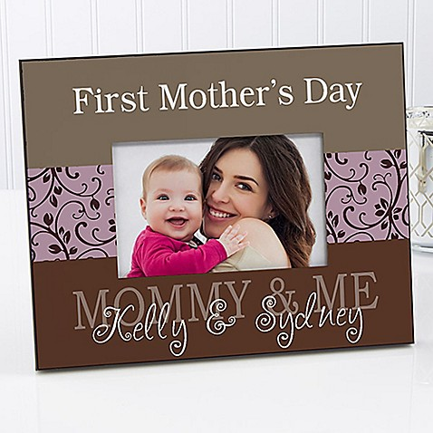 Mommy & Me 4-Inch x 6-Inch Picture Frame - buybuy BABY