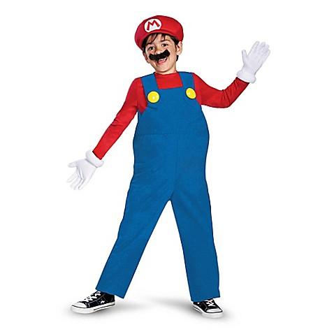 Super Mario Bros Mario Deluxe Childu0026#39;s Halloween Costume  sc 1 st  Buy Buy Baby & Super Mario Bros: Mario Deluxe Childu0027s Halloween Costume - buybuy BABY