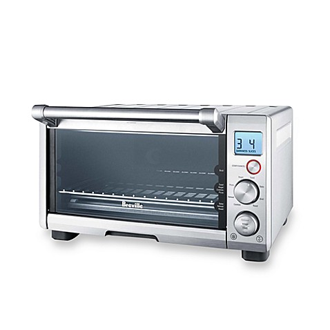 Breville 174 Compact Smart Oven 174 Toaster Oven Bed Bath Amp Beyond