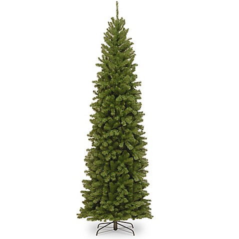 National Tree Company North Valley Pencil Slim Spruce ...
