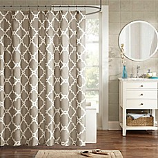 image of Madison Park Essentials Merritt Shower Curtain