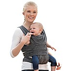 image of Boppy™ ComfyFit™ Baby Carrier in Heather Grey