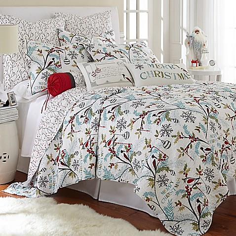 image of levtex home miracle reversible quilt set