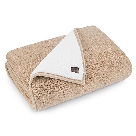 Ugg 174 Classic Sherpa Throw Blanket Bed Bath Amp Beyond