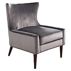 white wingback chair. Abbyson Living Elizabeth Velvet Wingback Chair White