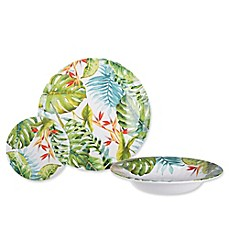 image of Shady Palms Melamine Dinnerware Collection