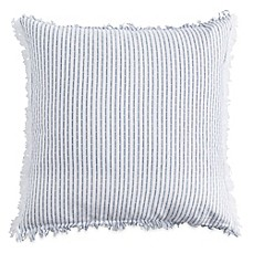 image of DKNYpure Stripe European Pillow Sham