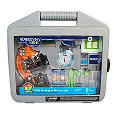 image of Discovery Kids™ 900X Microscope Set