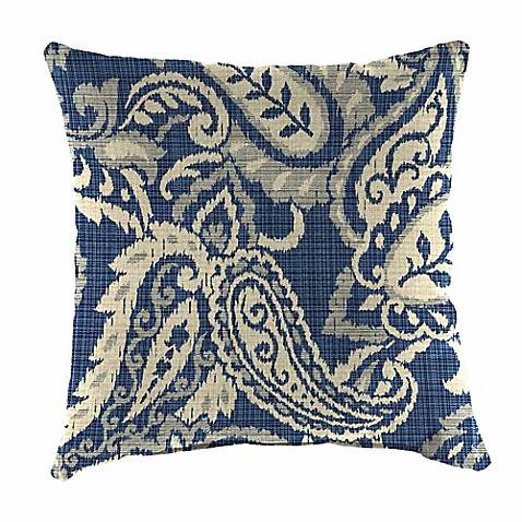 20 Inch Square Outdoor Throw Pillow In Sunbrella 174 Ayideal