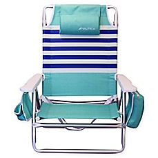 image of Nautica® 5-Position Beach Chair