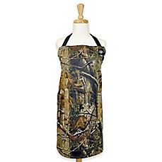 image of Design Imports Realtree® Camo Apron in Green/Multi