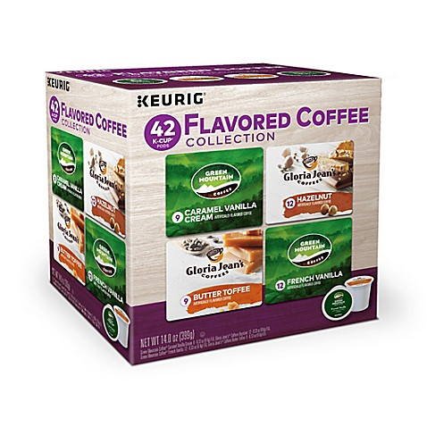 Keurig® K-Cup® Pack 42-Count Flavored Coffee Variety Pack