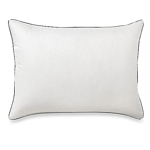 pacific coast luxury firm down pillow in white bed bath beyond. Black Bedroom Furniture Sets. Home Design Ideas