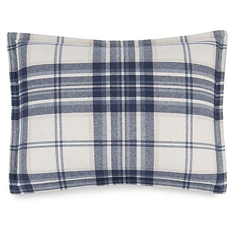 Ugg 174 Dakota Plaid Cotton Flannel Pillow Sham Bed Bath