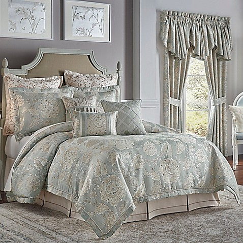image of croscill caterina comforter set