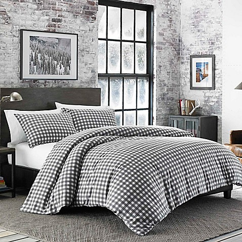 Ed Bauer Reg Preston Flannel Comforter Set