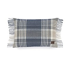 image of UGG® Charger Plaid Throw Pillow