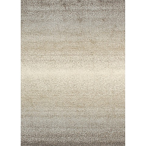 Ren Wil Alberto Ombre Area Rug In Beige Grey Bed Bath
