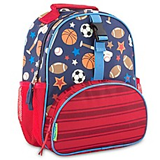 image of Stephen Joseph® All Over Print Sports Mini Backpack