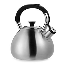 image of Copco Brushed Stainless Steel Tea Kettle