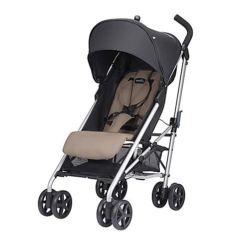 Gt Frame Strollers Gt Evenflo 174 Minno Stroller In Mochaccino