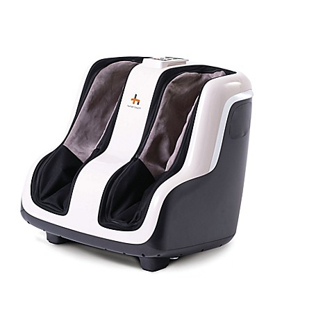 human touch reflex sol foot and calf massager bed bath. Black Bedroom Furniture Sets. Home Design Ideas
