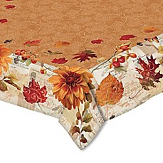 Image Of Laural Home® Fall In Love Tablecloth