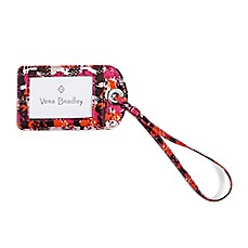 image of Vera Bradley® Luggage Tag in Houndstooth