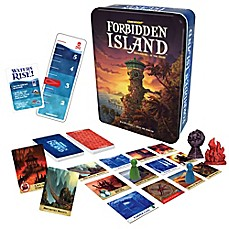 image of Gamewright® Forbidden Island Game