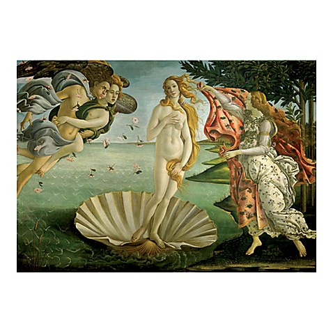 an analysis of the birth of venus by sandro botticelli