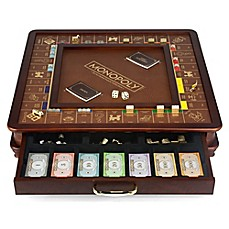 image of Monopoly Luxury Edition