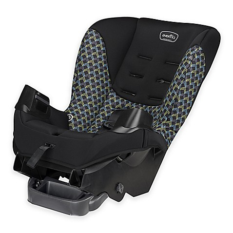 Evenflo® Sonus Convertible Car Seat in Boomerang Blue - buybuy BABY