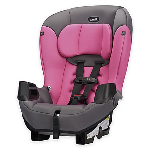 Evenflo® Sonus Convertible Car Seat in Strawberry Pink - buybuy BABY