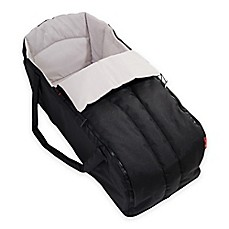 image of phil&teds® Cocoon Carrycot in Black