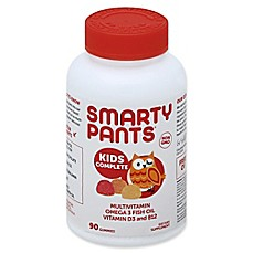 image of SmartyPants® 90-Count Kids Complete Multivitamin Gummies