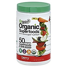 image of Orgain® .62 lb. Berry Flavor Organic Superfoods™