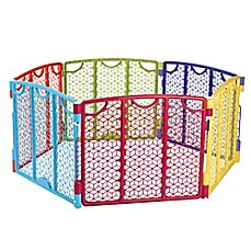 image of Evenflo® Versatile Multicolor Play Space