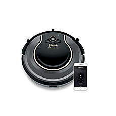 image of Shark ION ROBOT™ RV750 Vacuum with Wi-Fi Connectivity + Voice Control in Gray
