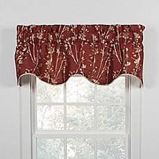 Image Of A. L. Ellis Meadow Scallop Window Valance Part 51