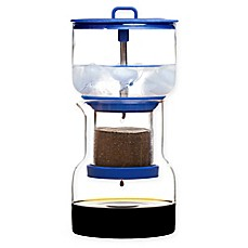 Bruer Slow Drip Cold Brew Coffee Maker in Blue