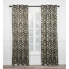 Blue Window Curtains Amp Drapes Bed Bath Amp Beyond