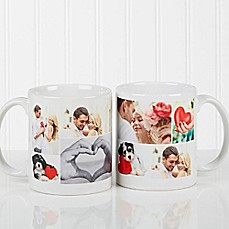 image of Create A Photo Collage Coffee Mug