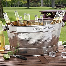 image of Hampton Collection Party Tub