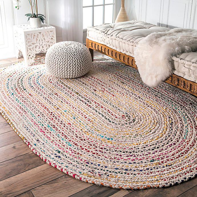 Nuloom Tammara Hand Braided Area Rug Bed Bath Beyond