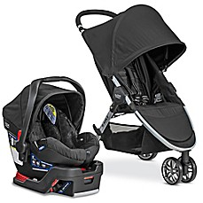 image of Britax B-Agile/B-Safe 35 Travel System Stroller